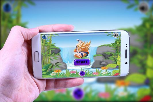 Super saiyan goku vs boo screenshot 4