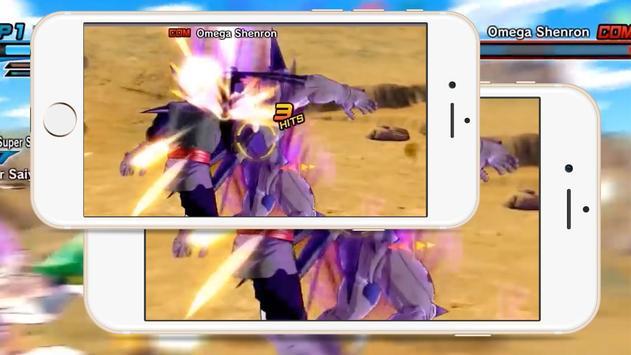 Saiyan Warrior: Raging Blast poster