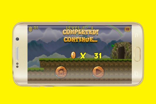 Super Saiyan Namik Adventure apk screenshot