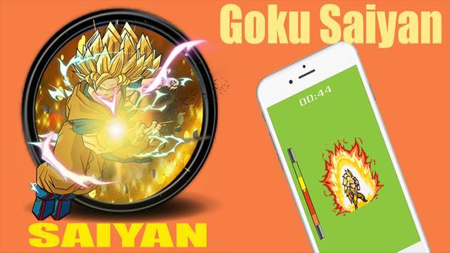 Saiyan ḡокц World poster