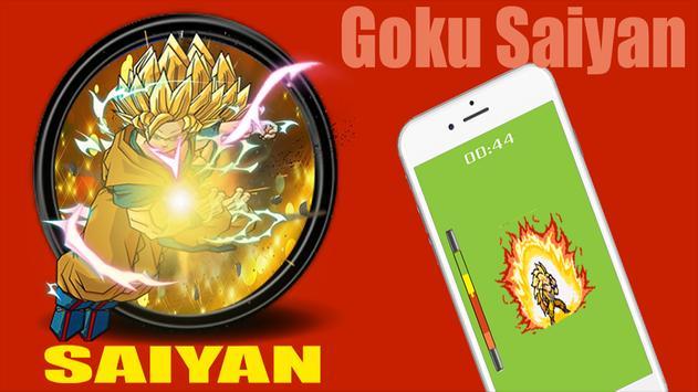 Saiyan ḡокц World apk screenshot