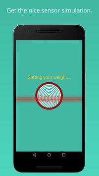 Weight Machine Scanner Prank screenshot 2