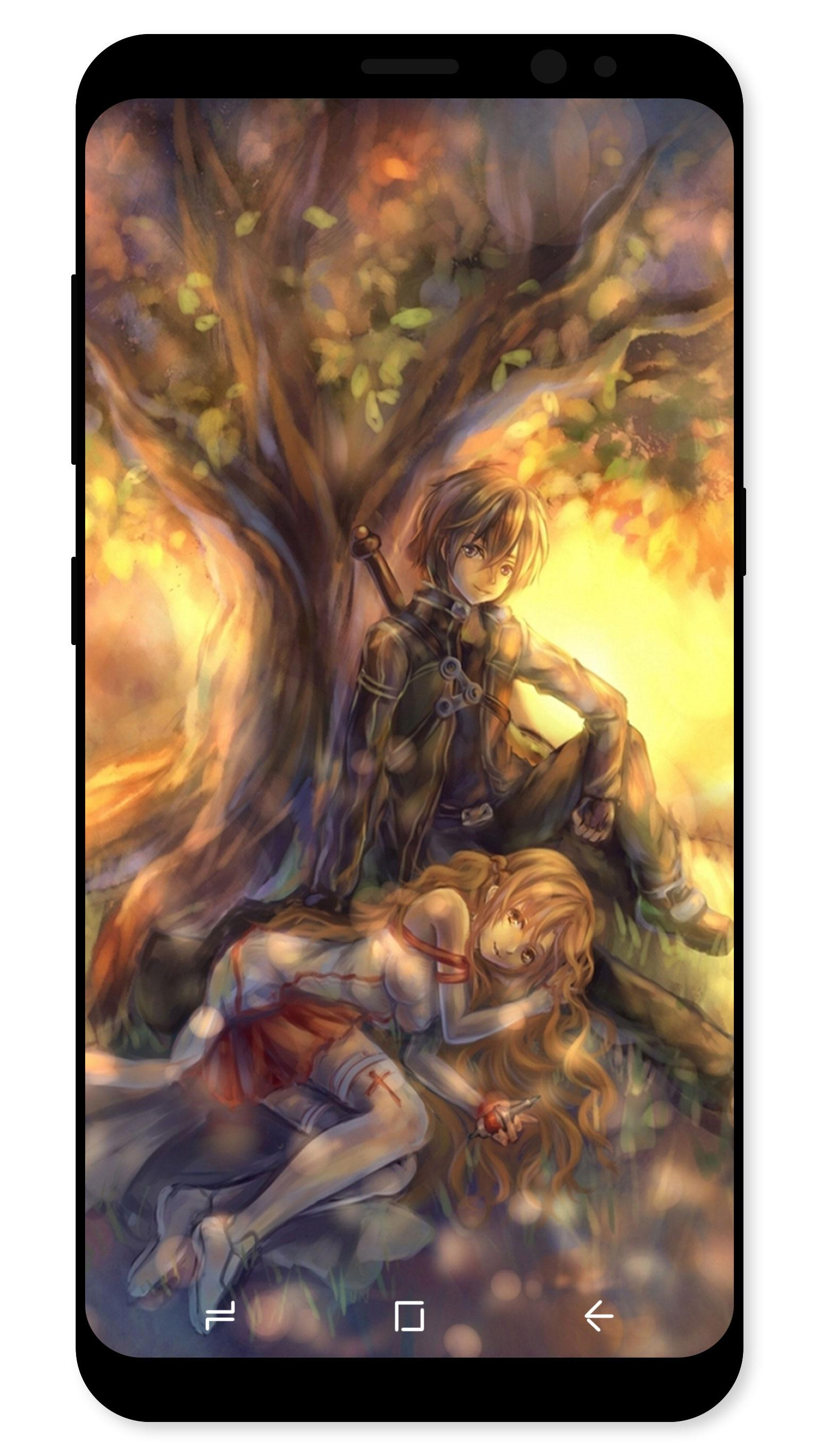 Sword Art Online Wallpapers Hd For Android Apk Download