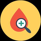 قياس السكر في الدم icon
