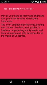 Merry Christmas 2014 Wishes screenshot 2