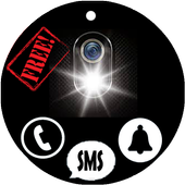 Flash Alert Call, SMS & Notify icon