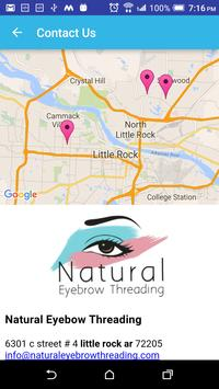 Natural Eyebrow Threading apk screenshot