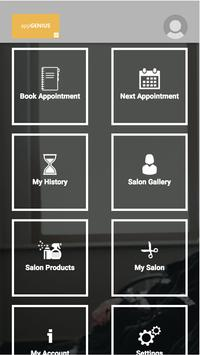 Innovate Salon poster
