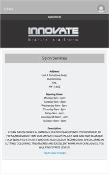 Innovate Salon screenshot 14