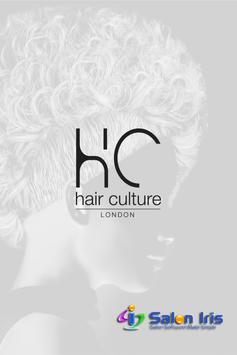 Hair Culture London poster