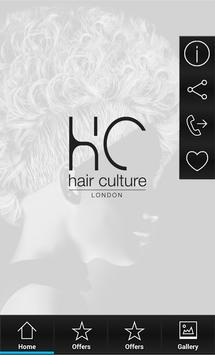 Hair Culture London apk screenshot
