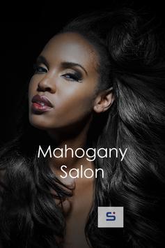 Mahogany Salon poster