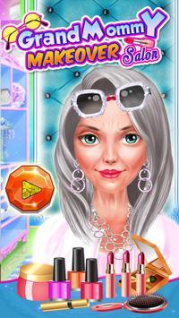 Grandmommy Makeover Spa Salon apk screenshot