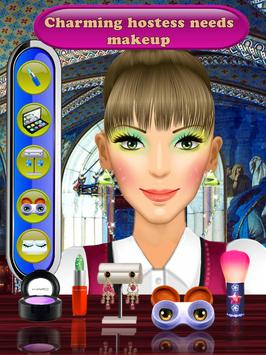 Hotel Hostess - Daily Makeup screenshot 8