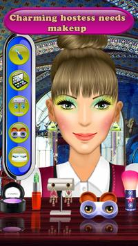 Hotel Hostess - Daily Makeup screenshot 13