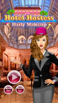 Hotel Hostess - Daily Makeup screenshot 10