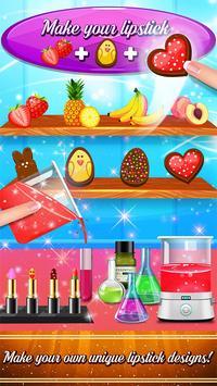 Lipstick Combos Maker Salon screenshot 3