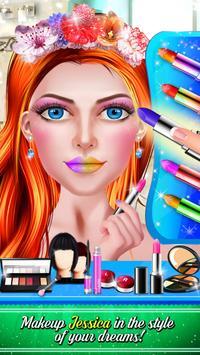 Lipstick Combos Maker Salon screenshot 12