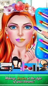 Lipstick Combos Maker Salon screenshot 2