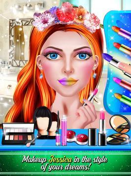 Lipstick Combos Maker Salon screenshot 7