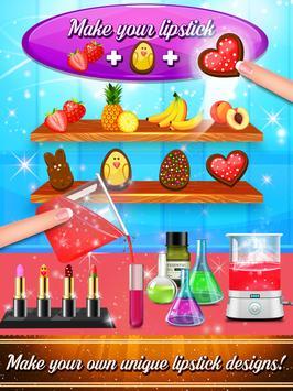 Lipstick Combos Maker Salon screenshot 8