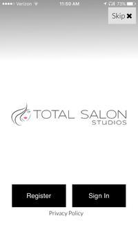 Total Salon Studios screenshot 1