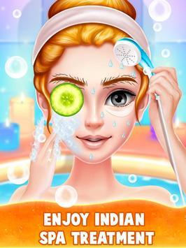 Indian Princess Salon : Spa screenshot 4