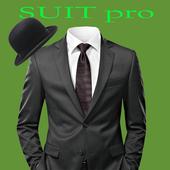 pro shirt suit photo & Editor icon