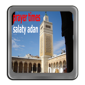 Prayer Times salaty icon