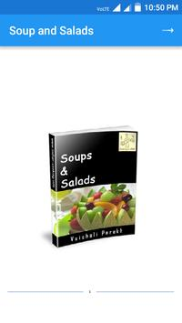 Soups & Salads Recipes poster