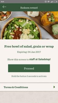 SaladStop! apk screenshot