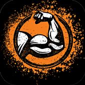 كمال الاجسام : تمارين وتغذية icon