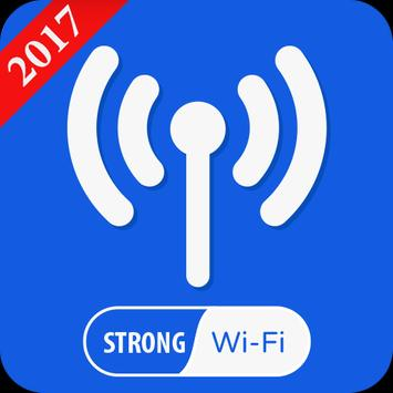 Wi-Fi signal booster poster