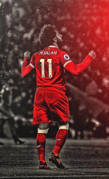 Mohamed Salah Wallpapers | Football Wallpaper HD screenshot 4