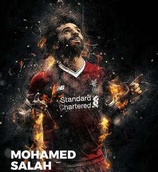 Mohamed Salah Wallpapers | Football Wallpaper HD poster