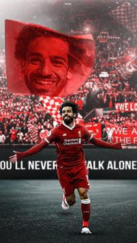 Mohamed Salah Wallpapers | Football Wallpaper HD screenshot 13