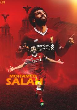 Mohamed Salah Wallpapers | Football Wallpaper HD screenshot 11