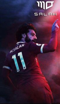 Mohamed Salah Wallpapers | Football Wallpaper HD screenshot 14
