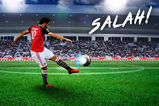 Mohamed Salah Wallpapers | Football Wallpaper HD screenshot 1