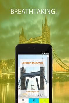 London Escapade Travel screenshot 1