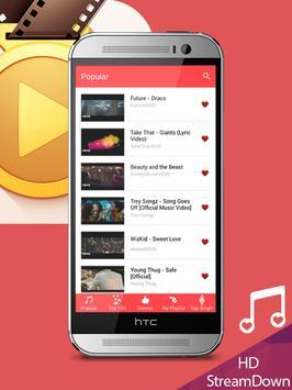 U Tube-Songs For YouTube poster