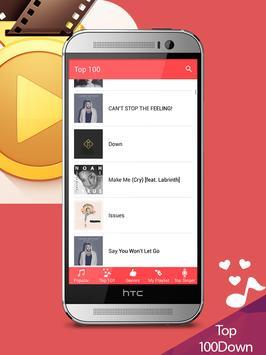 U Tube-Songs For YouTube screenshot 1