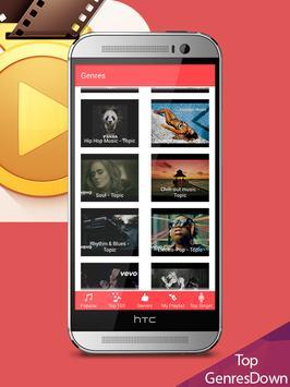 U Tube-Songs For YouTube screenshot 2