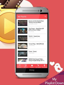 U Tube-Songs For YouTube screenshot 3