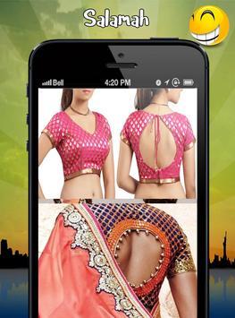 blouse neck designs screenshot 5