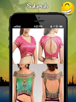 blouse neck designs screenshot 6