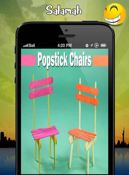 Popsicle Stick Crafts creative screenshot 2