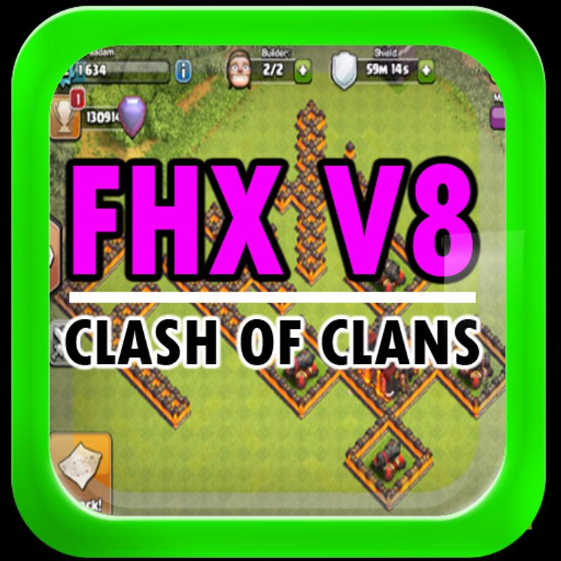 Fhx Clash V8 Offline For Android Apk Download