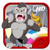 New Zoo Gorilla icon