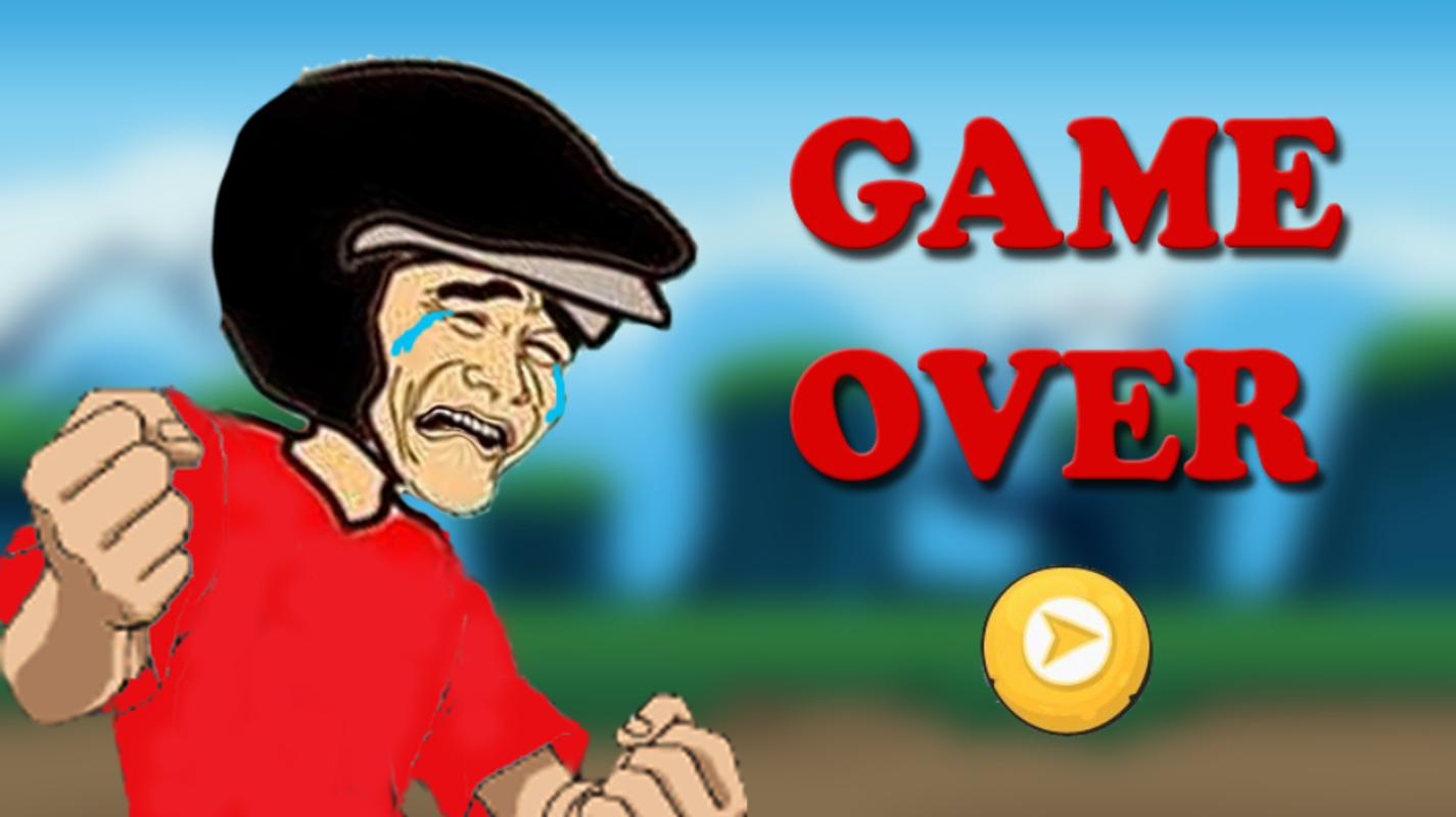 Otong vs meme zombie screenshot 6